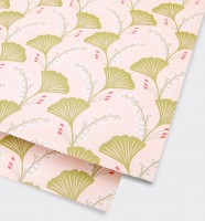 Ginko Falls Gift Wrap Geschenkpapier