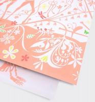 Giraffe Gift Wrap Geschenkpapier