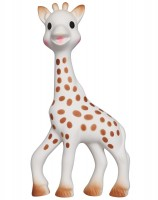 Giraffe Sophie in creme-braun