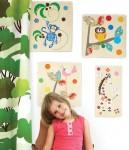 Giraffe Wall Art