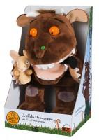 Grüffelo-Handpuppe mit Maus-Fingerpuppe Plüschtier