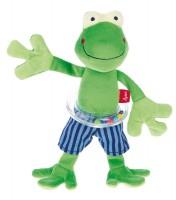 Greiflinge · Rassel-Beissring Frosch