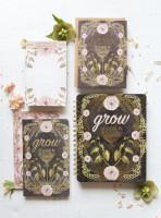 Grow  Sketch & Scribble Set Notizbuch von Papaya