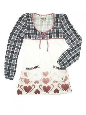 Herzbandl Kleid