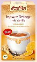 Ingwer Orange Yogi Tee