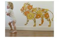 Inke Tapetenfigur Loewe Wallpaper wildlife