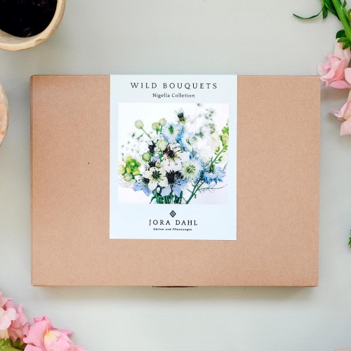 Wild Bouquets Nigella Collection Saatgut