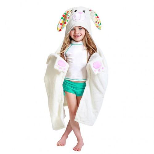 Hooded Towel Bella