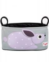 Kinderwagen-Tasche Rabbit von 3sprouts