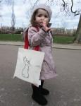 Kleine Boo Tasche