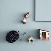 Kuscheltier Edvin Igel von Kids Concept aus Schweden