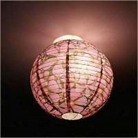 Lampion dinterieur