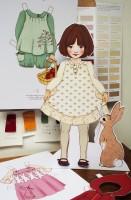 Large Dress Up Doll