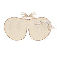 Lavender Eye Mask Cream Blossom von Holistic Silk