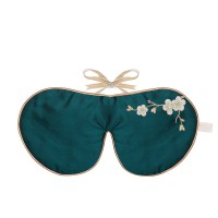 Lavender Eye Mask Emerald Blossom von Holistic Silk