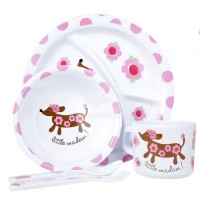 Little Madame Melamine Set