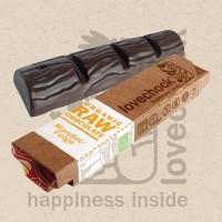 Lovechock Raw Chocolate Riegel MANDEL-FEIGE, 40 g