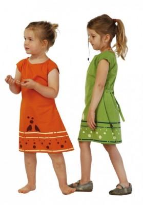 Kleidchen mit Vogelpärchen