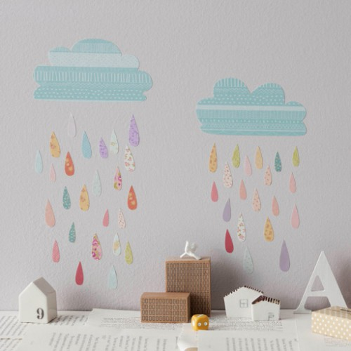MINI Summer Rain Sticker