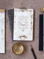 Magic of Beginnings Sketch & Scribble Set Notizbuch von Papaya