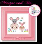 Shawl Margot and Mo