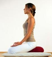 """Meditationsmatte """"Zabuton"""" DELUXE"""