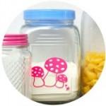 Mini-stickers Champignons