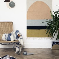 Mohair Throw von ferm living