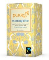 Morning Time, bio - Pukka Tee