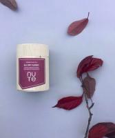 NU TE Organic - All Day  Classic Bio Schwarzer Tee