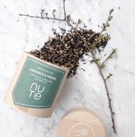 NU TE Organic Bio Schwarzer Tee - Süßholzwurzel und Fenchel