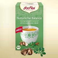 Natürliche Balance Yogi Tee Bio