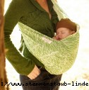 New Native Baby Carrier reine Biobaumwolle