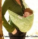 New Native Baby Carrier reine Biobaumwolle