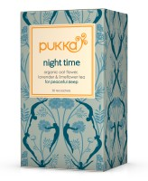 Night Time, bio - Pukka Tee