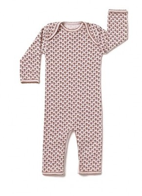 Noa Noa miniature Baby Basic Printed-Body Langarm (Bodysuit)