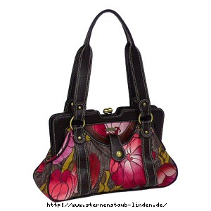 Oilily Framebag Brown