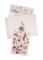 Papaya Grusskarte FIREWEED s Greeting Card