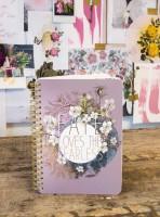 Papaya Notizbuch Fearless Fate Mini Decorative Notebook