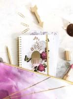 Papaya Notizbuch Take Note Mini Decorative Notebook