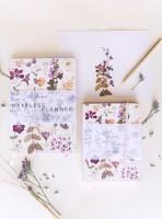 Papaya Sketchbook FIREWEED Love Garden