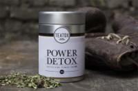 Power Detox Bio Grüner Tee mit Guaraná von Teatox