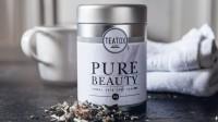 Pure Beauty Bio Weißer Tee mit Ananas von Teatox