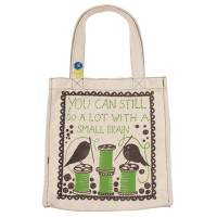 Rob Ryan Leinentasche Shopper