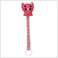 Schnullerband Katze Ring von FRANCK & FISCHER