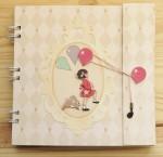 Scrapbook Album von Belle & Boo