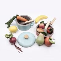 Sebra Food, Gemüse aus Holz