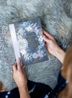 Seeds Clothbound Notebook by Papaya!