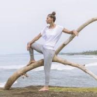 Shirt LUCY von Jaya organics white