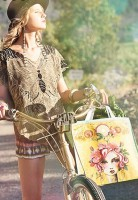 Shopper Rose von Papaya